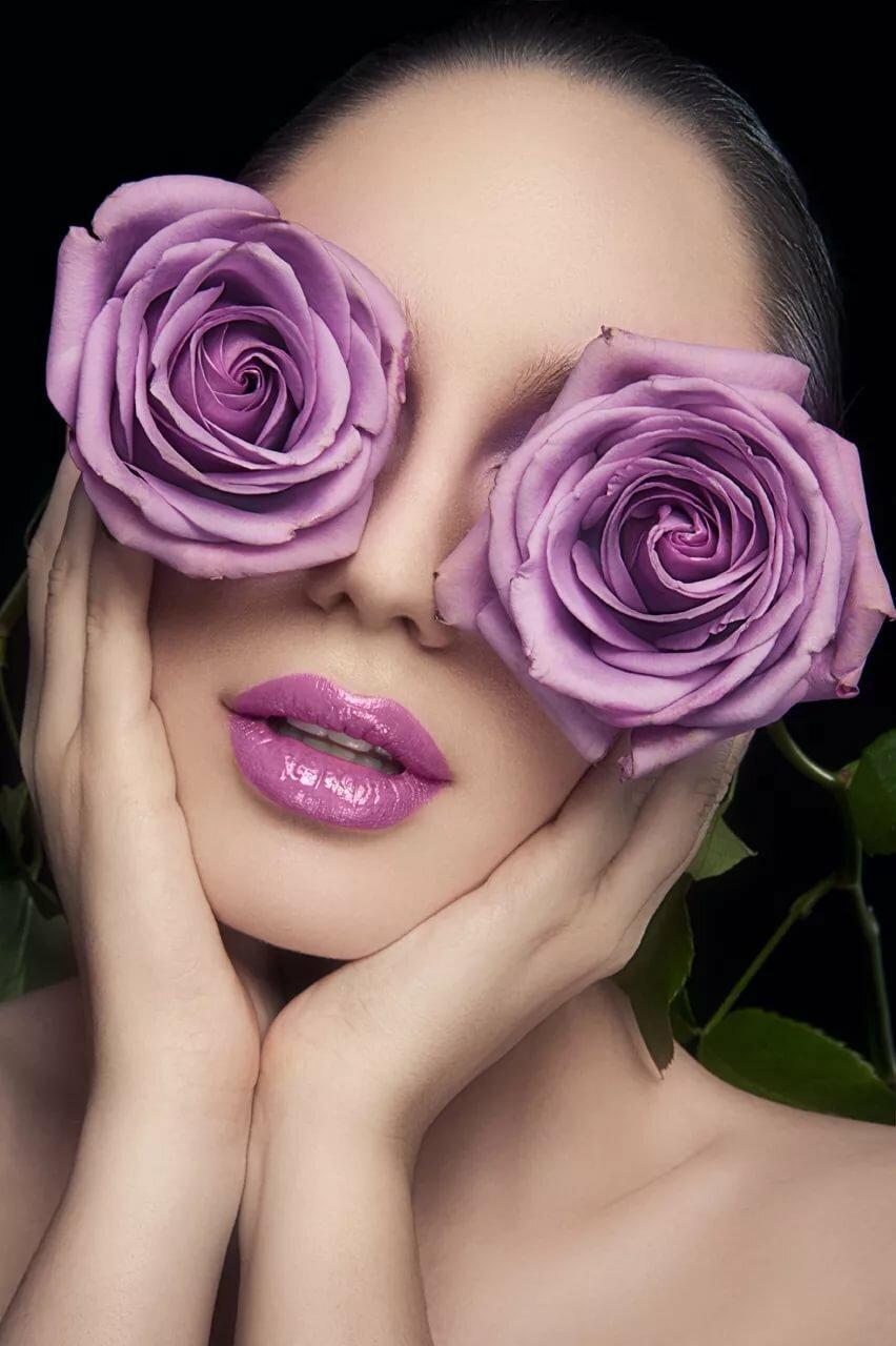 Открытка ослепительная красота