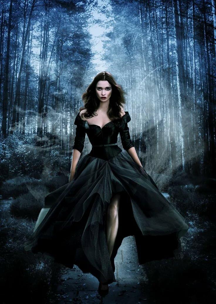 Картинки самые красивые ведьмы