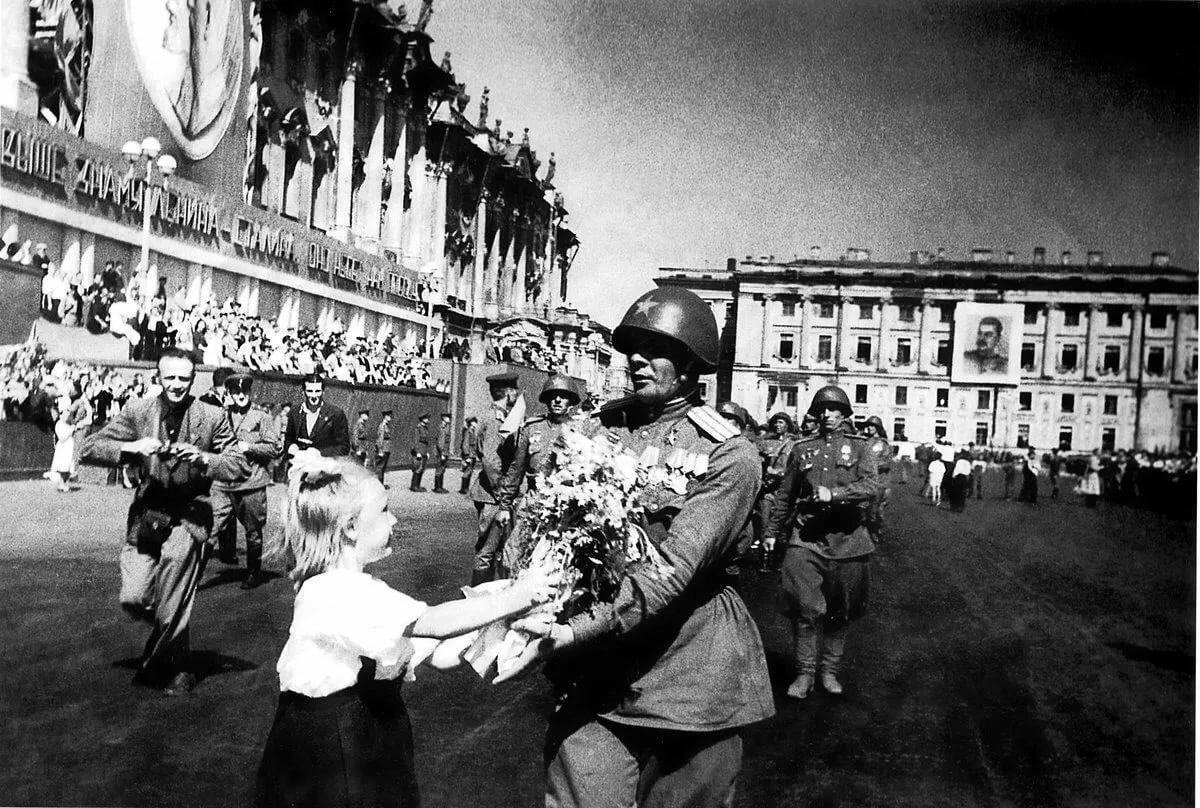 Красивые дню, картинки 9 мая 1945