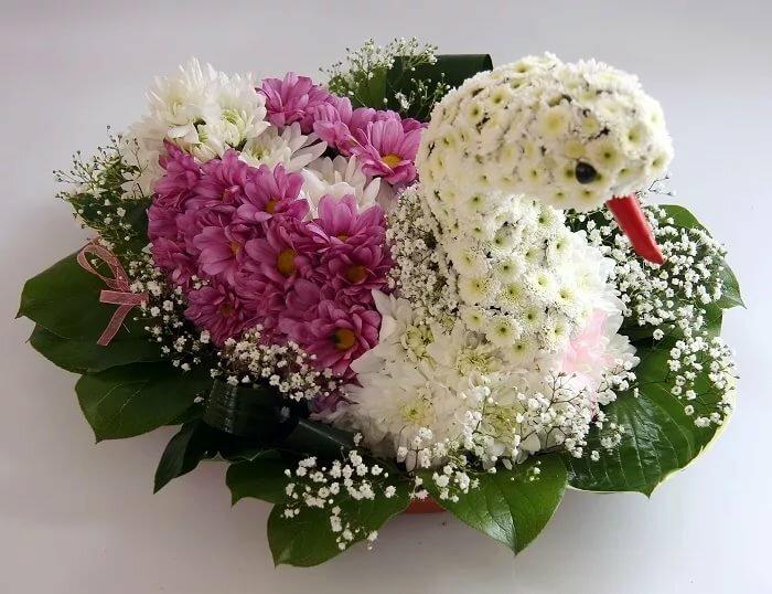 Букеты цветов фото в декоративных сумках заявки займет
