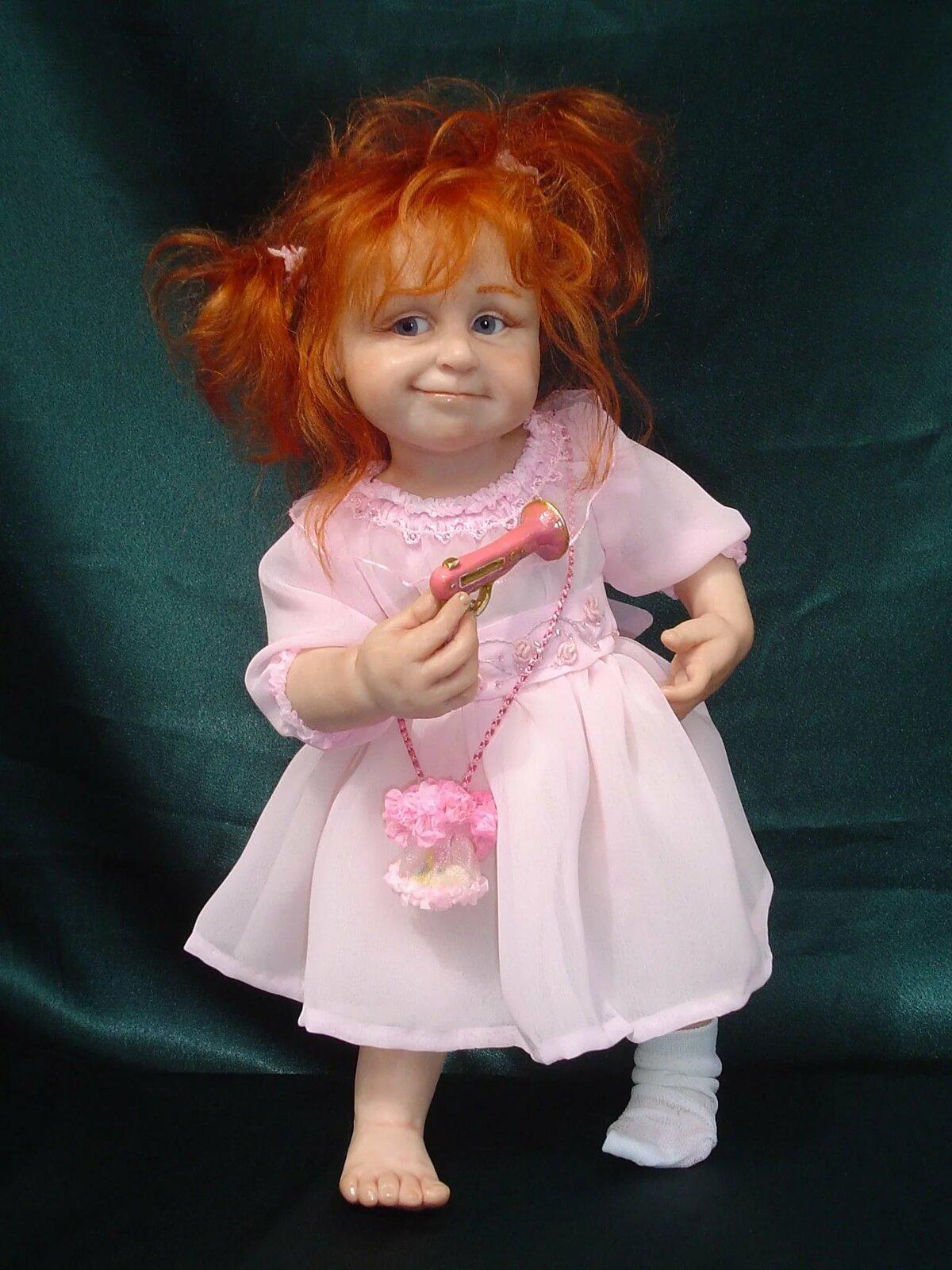 Фото кукол прикольных, открытку картинки про