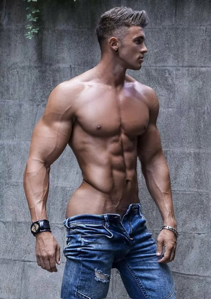models-male-exposed-and