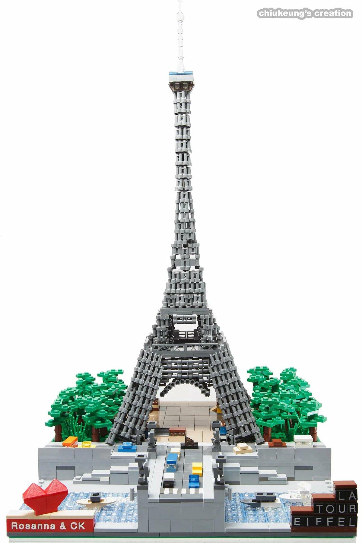Башня лего картинки