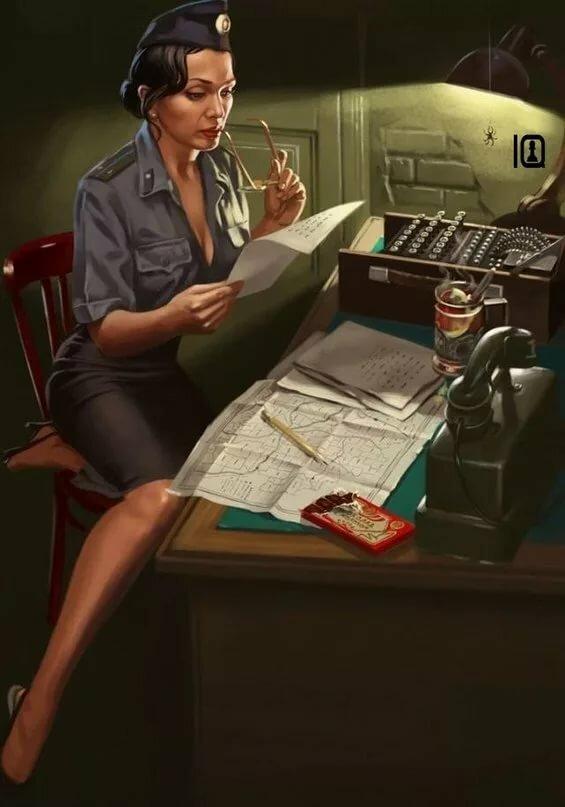 Днем рождения, смешные картинки про секретаршу