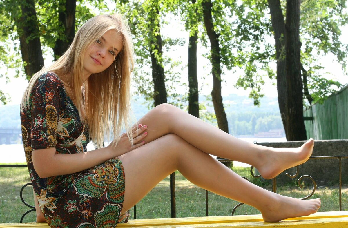 ноги русских женщин - 8