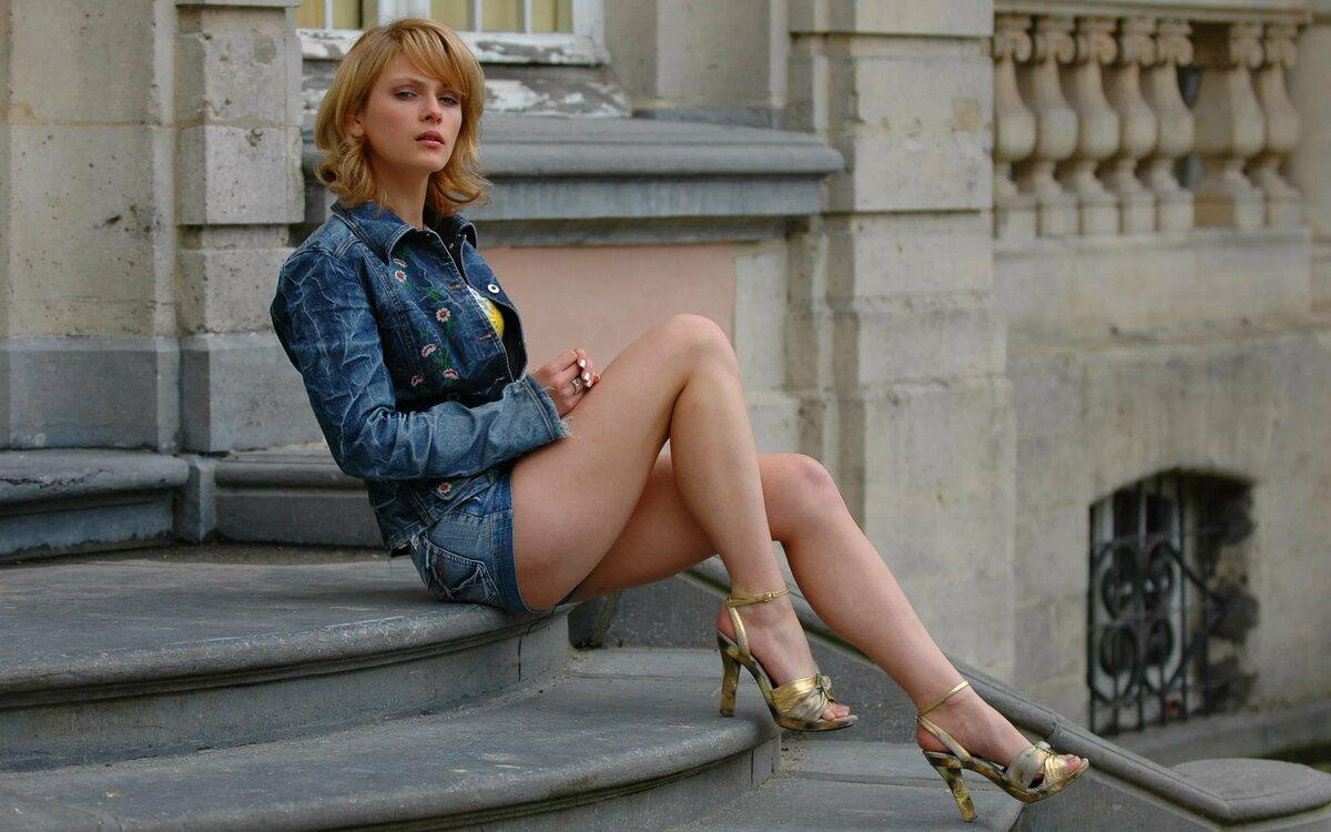 ноги русских женщин - 1