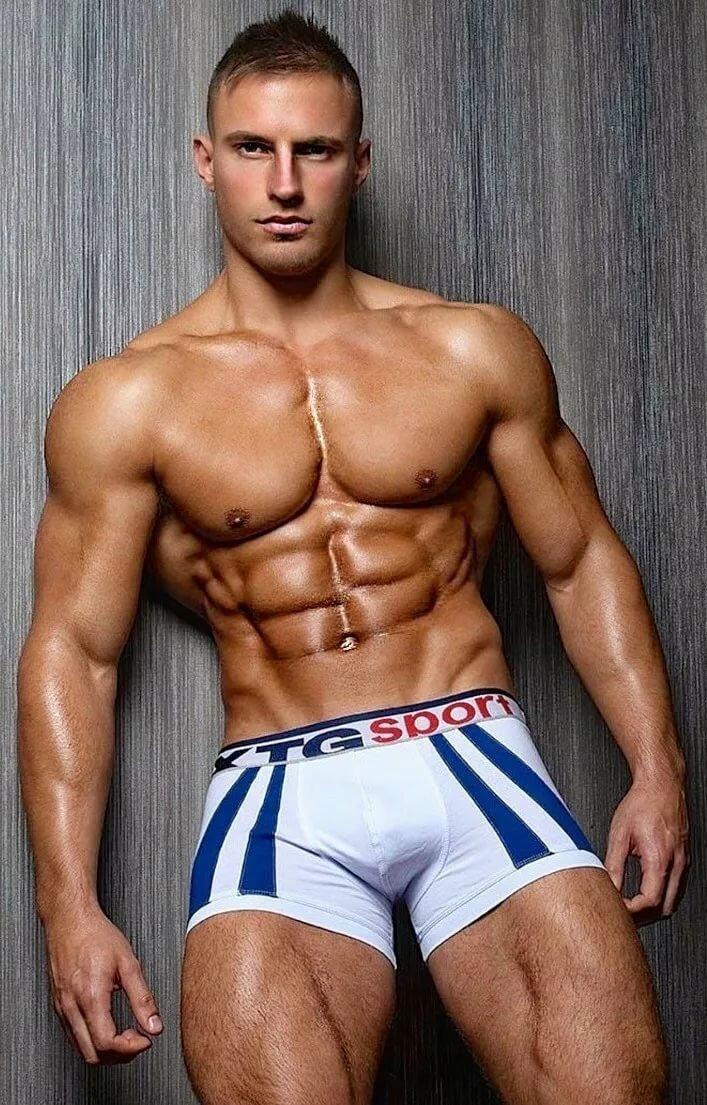 Gay muscle models