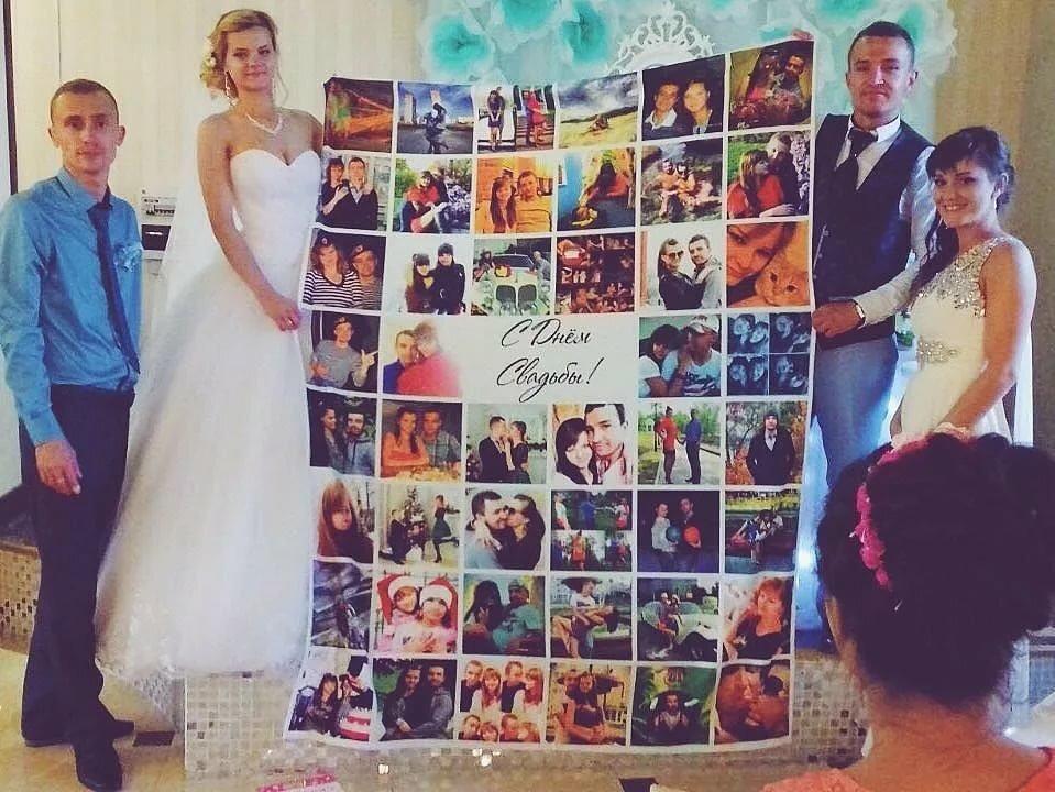 Оригинальное поздравление со свадьбой от друга
