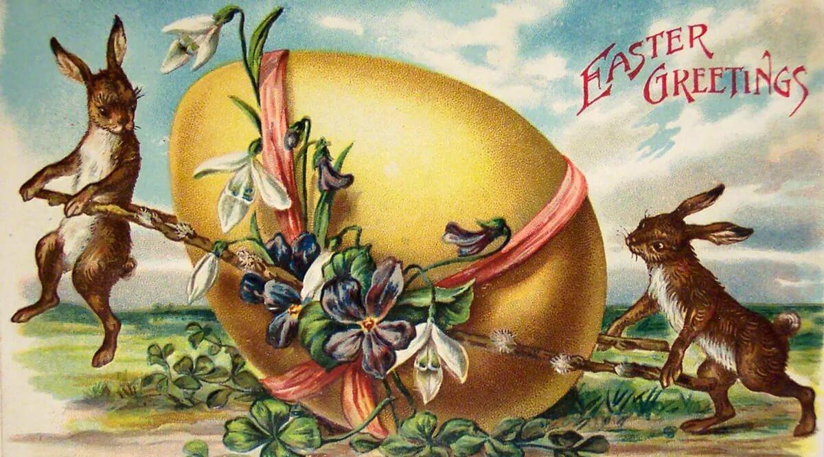 Праздниками стихи, смешные открытки с пасхой на немецком