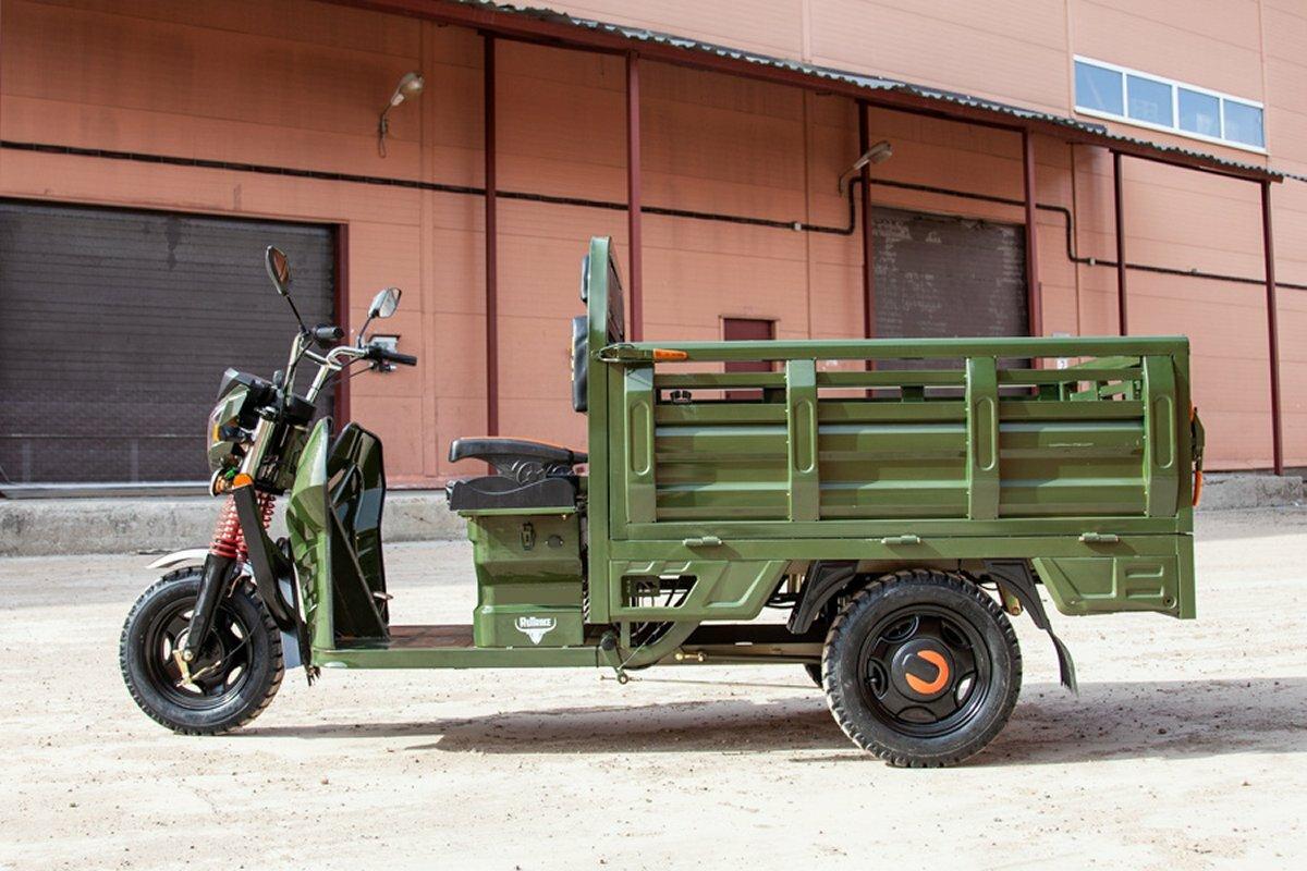 Трёхколёсный электромотоцикл Антей