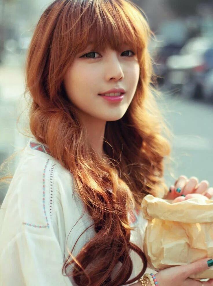 Подвале фото японка с рыжими волосами фото видео пизды женщины