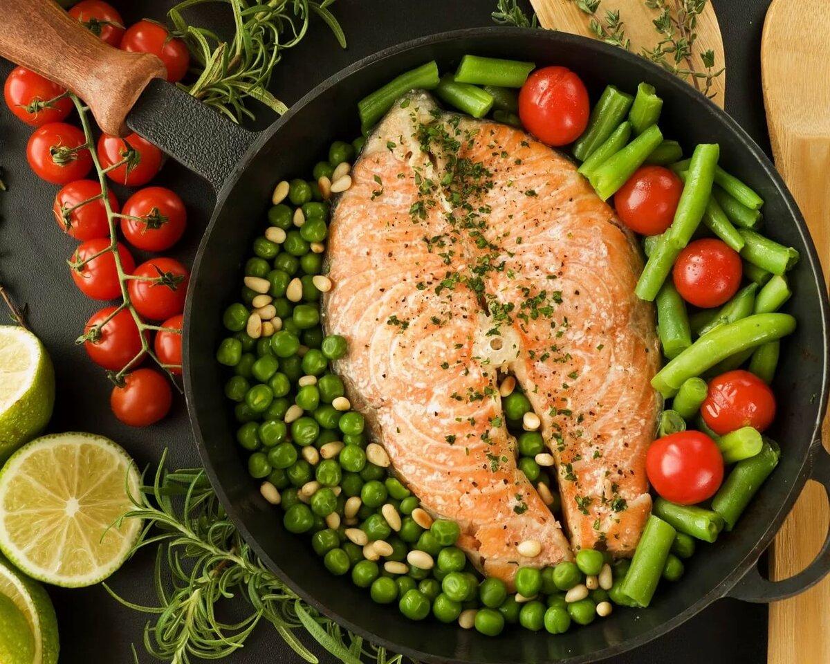 запуск фото рыба с овощами японии считается необходимым