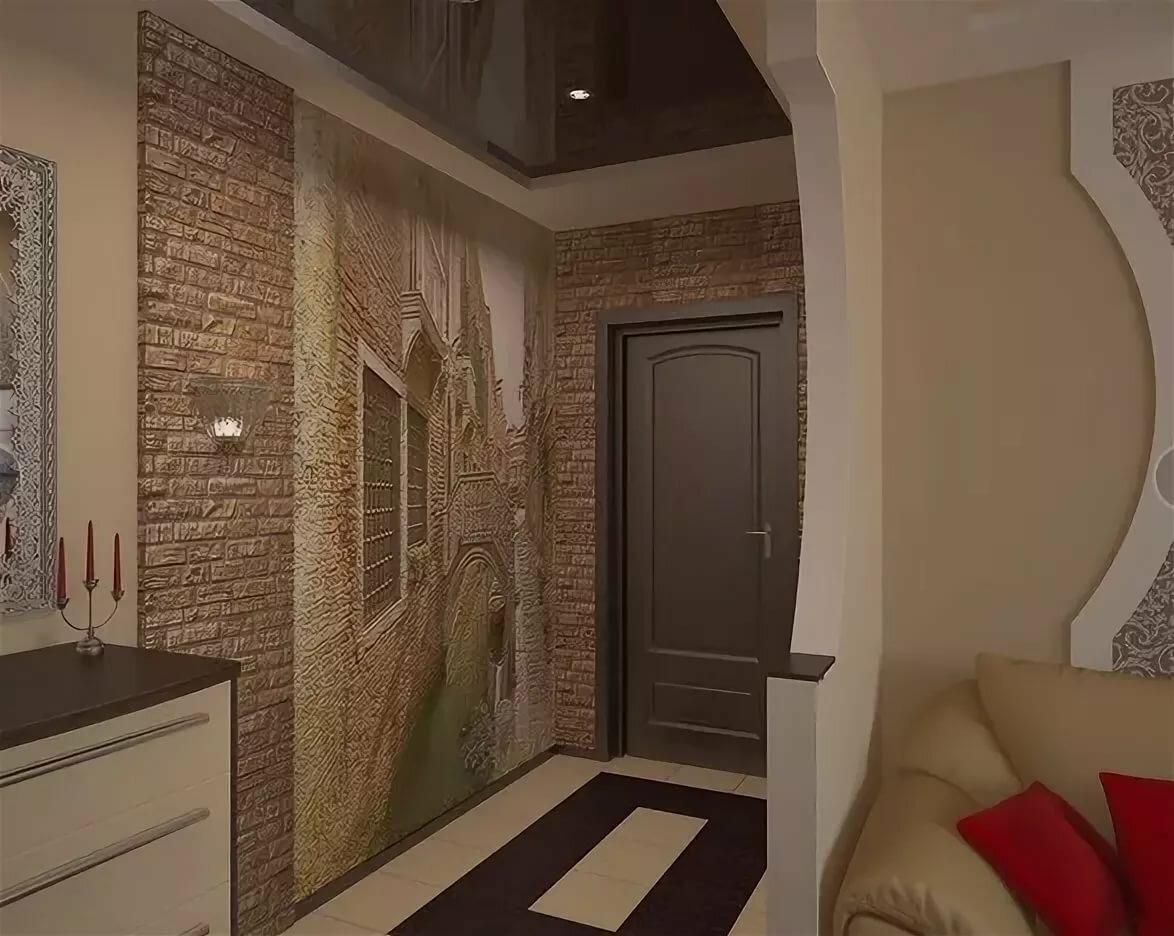 глаза, картинки коридора декоративным камнем фото последние годы многих