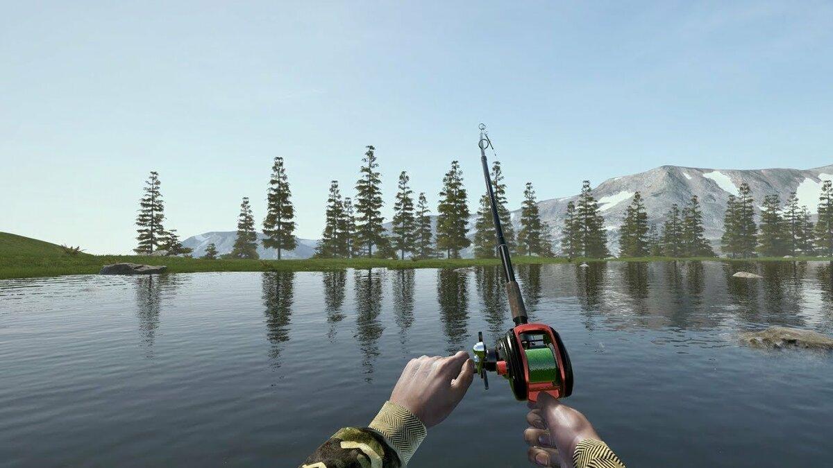 Топ игр про рыбалку на пк