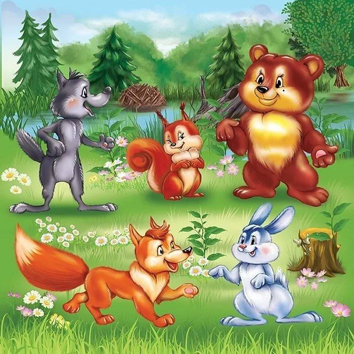 Для сисадминов, картинки со зверятами для детей