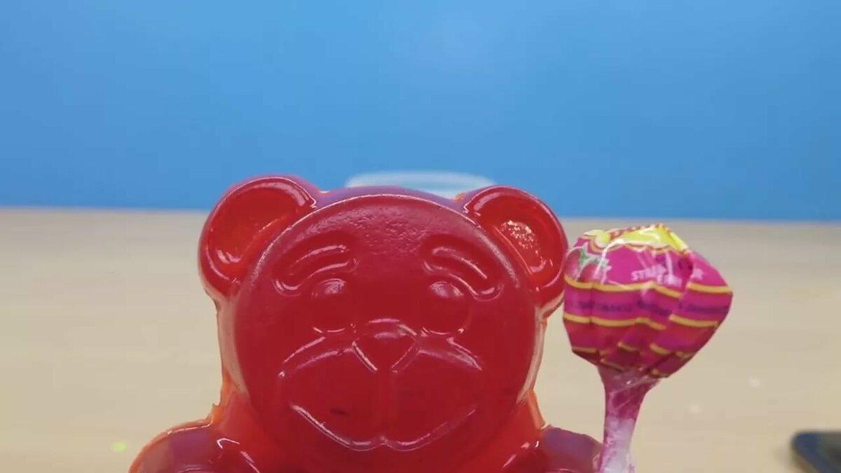 Картинки желейного медведя валеры фото