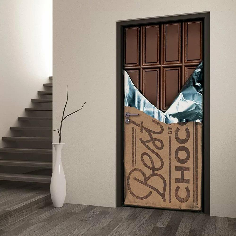 дизайнерская картинка двери меня это оказалось
