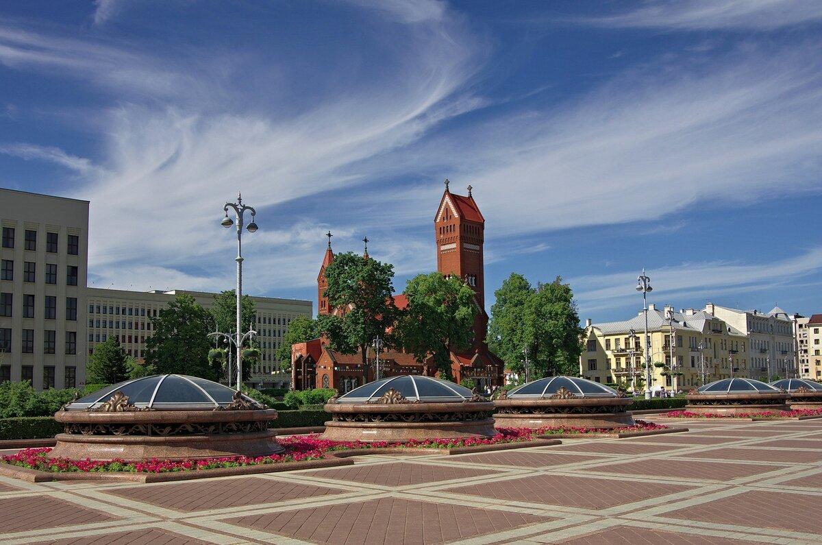 Минск в главных картинках