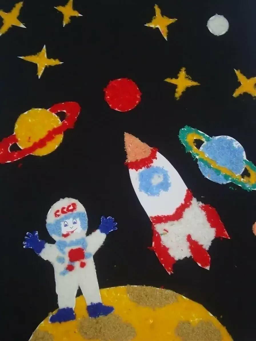 Картинки средняя группа космос, днем рождения золовке