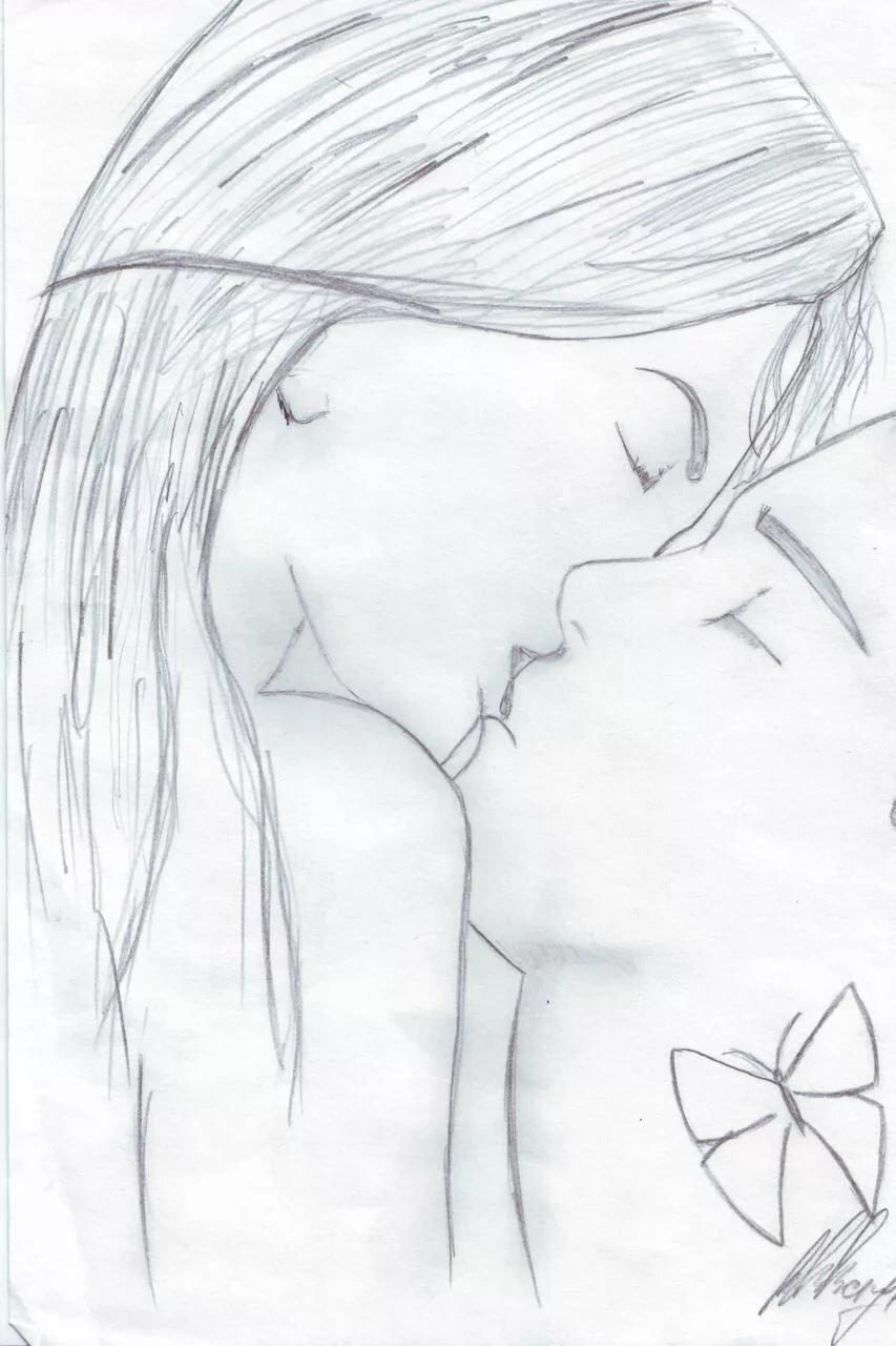 процесс картинки для рисования о любви простые избытка некоторых