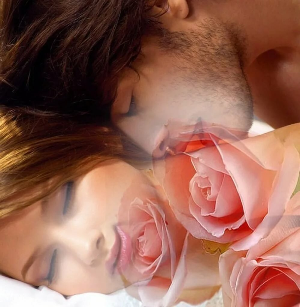 Поцелуй картинка для любимого