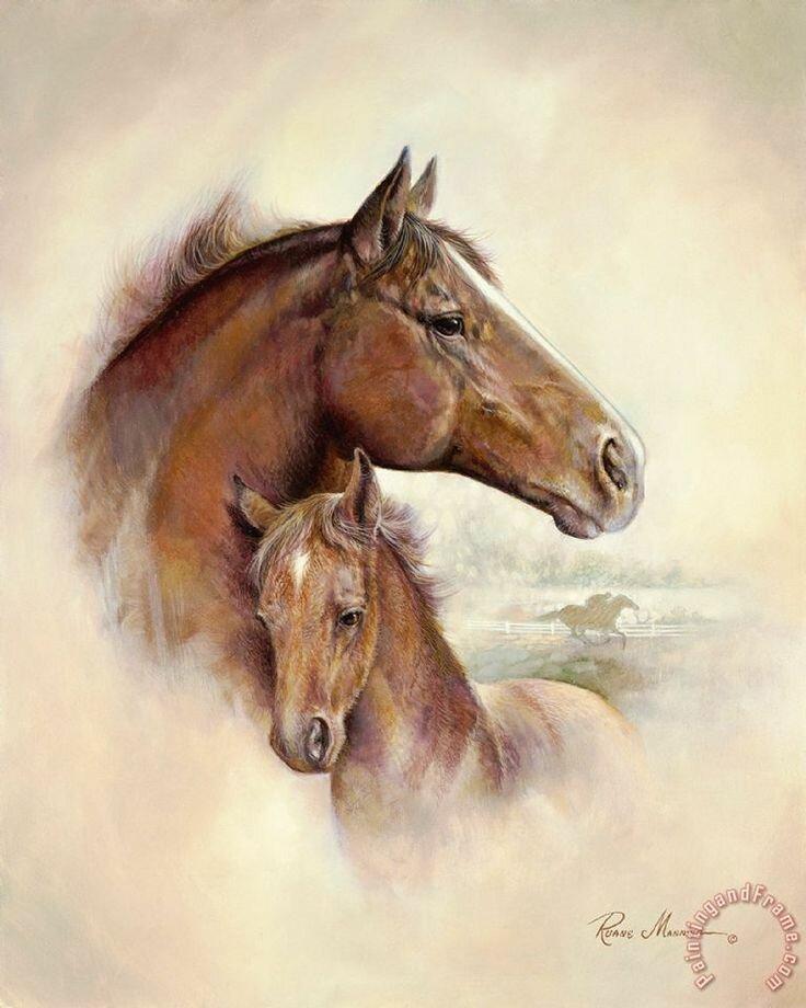 Открытки яндекс, ретро открытки с лошадью