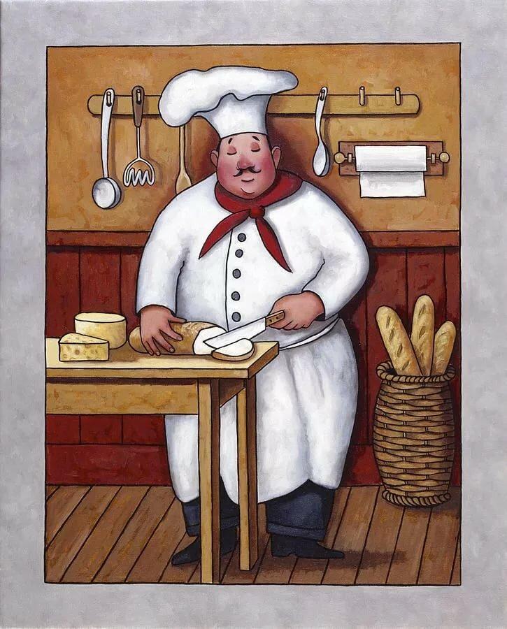 Забавные картинки поваров