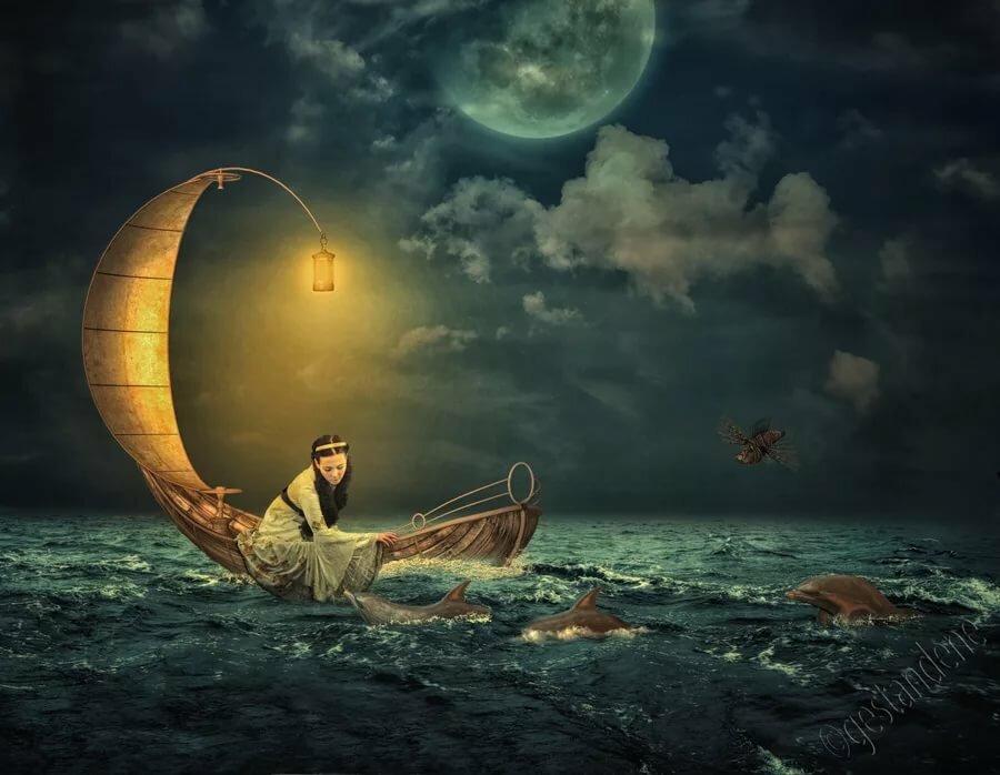 сны о море картинки вуду быстрый