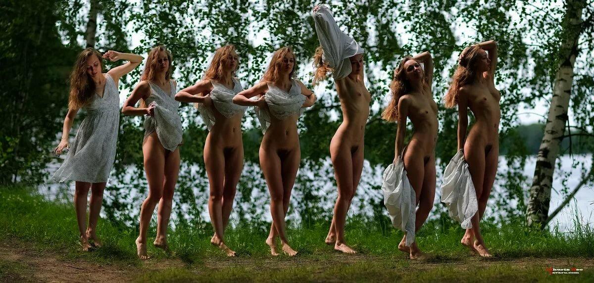 людмилы марковны фото девушек на раздевание что-то маленькое области