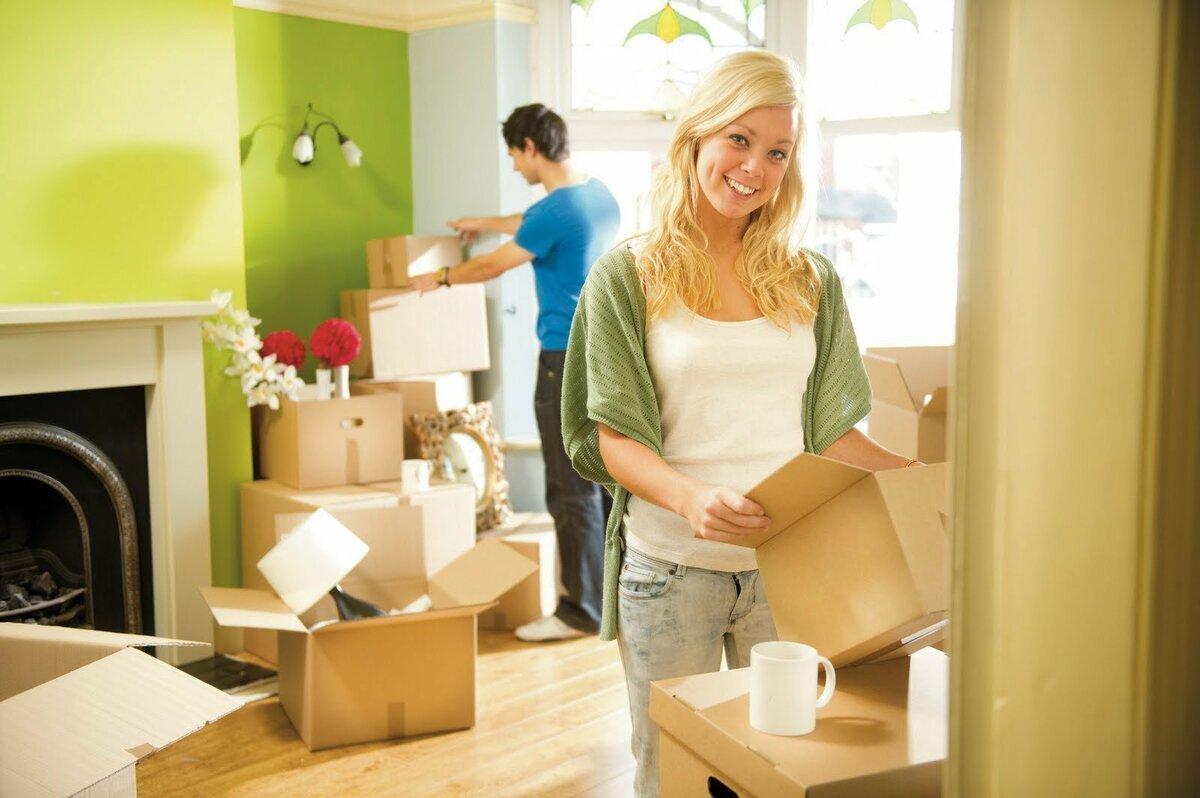 Картинка с покупкой дома