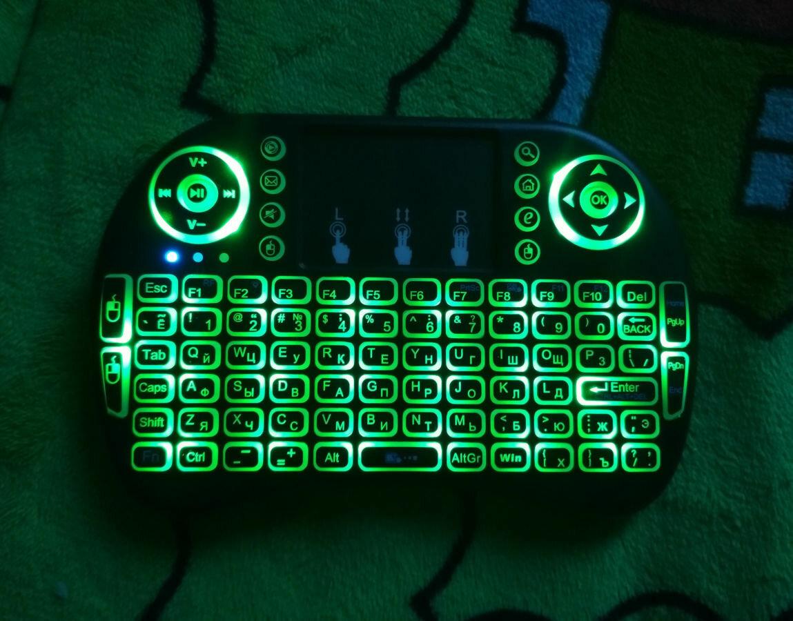 Сенсорная клавиатура Tikigogo в Уфе
