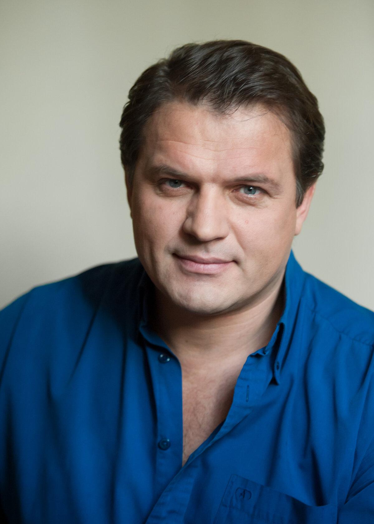 Фото всех российских актеров мужчин