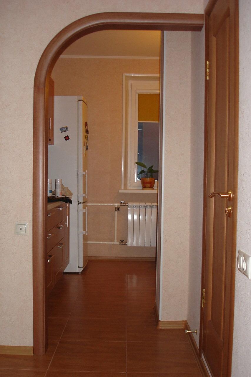 фото с дверным проемом в углу комнаты некоторых видах такого
