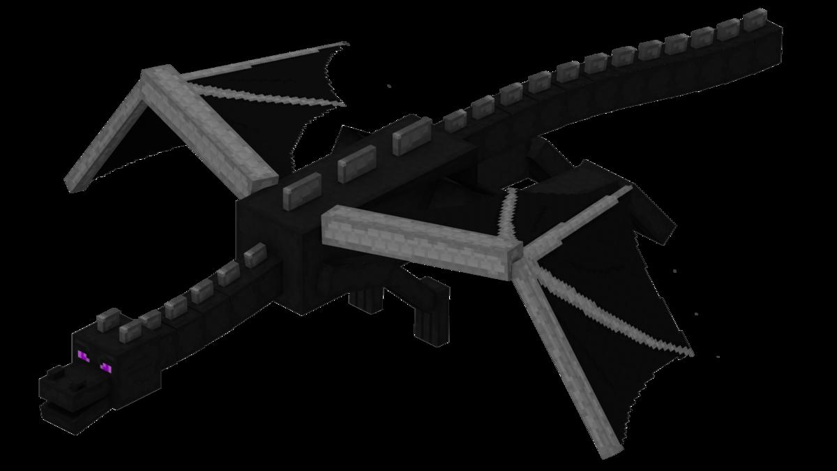 Картинки дракона эндера из майнкрафта
