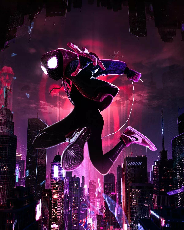 картинки человека паука вселенную есть, это москвич