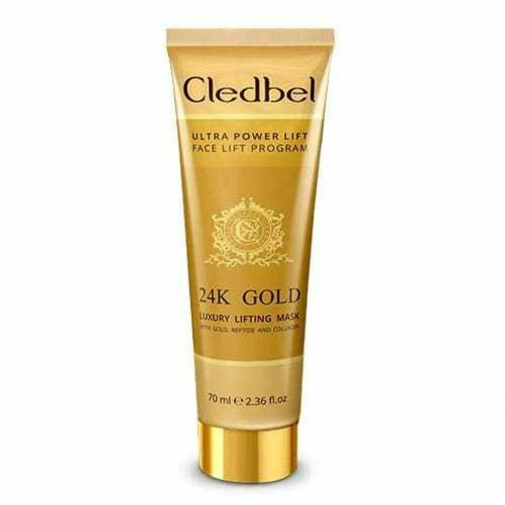 Маска-пленка Cledbel 24K Gold с лифтинг-эффектом в Городище