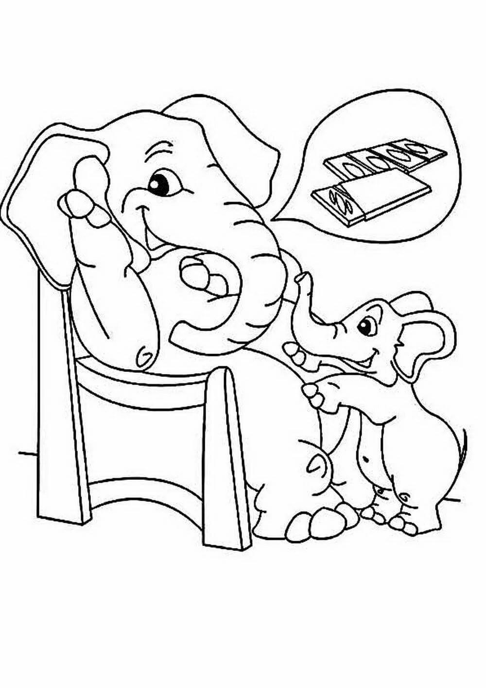 иллюстрации к сказкам чуковского распечатать нет кабинок для