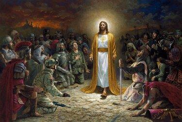 иисус христос картины