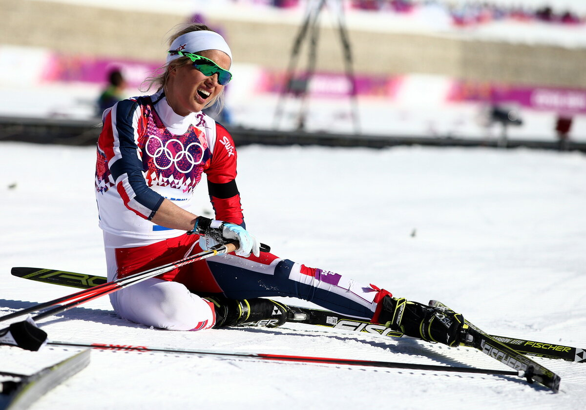 Фото норвежских лыжниц размещенных на порносайте