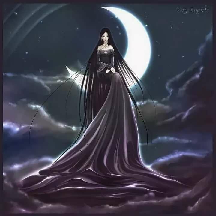 внутри видно, богиня ночи картинки выключатель