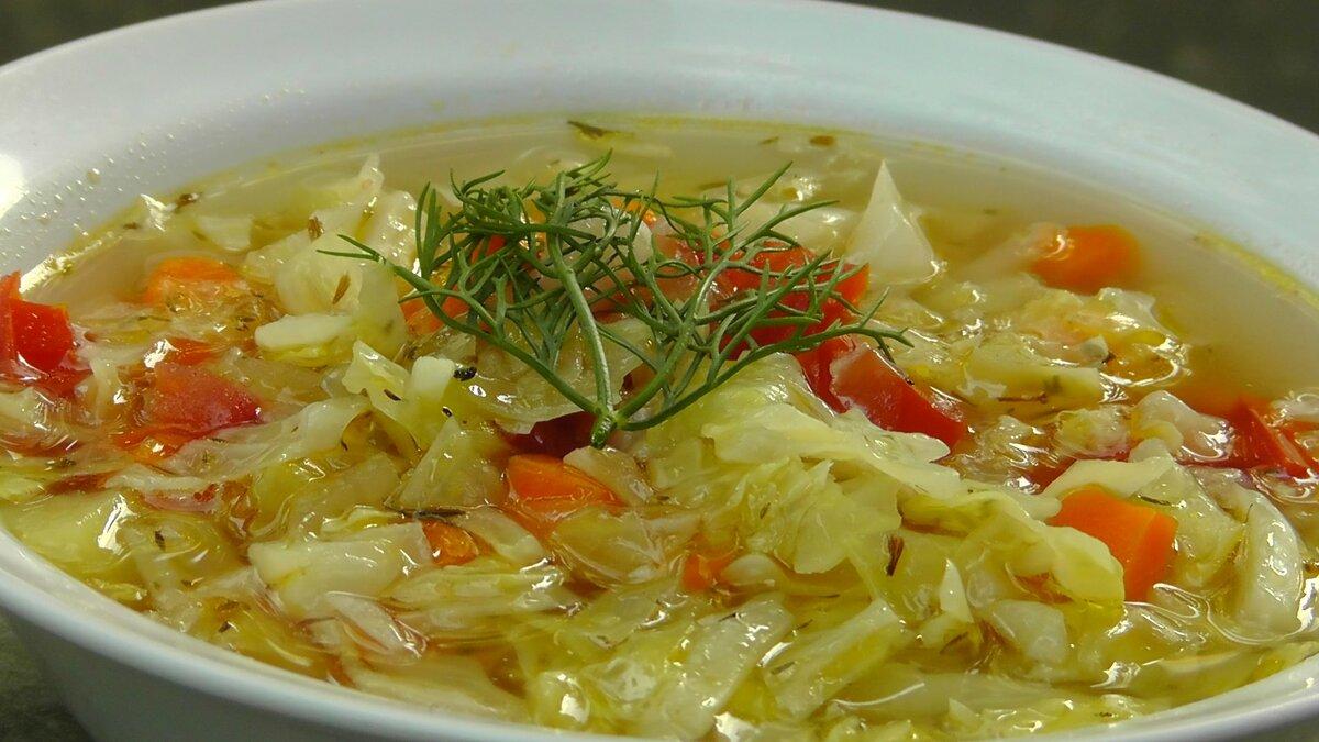 Капустные Супы Диета. Диета на капустном супе, меню на неделю отзывы