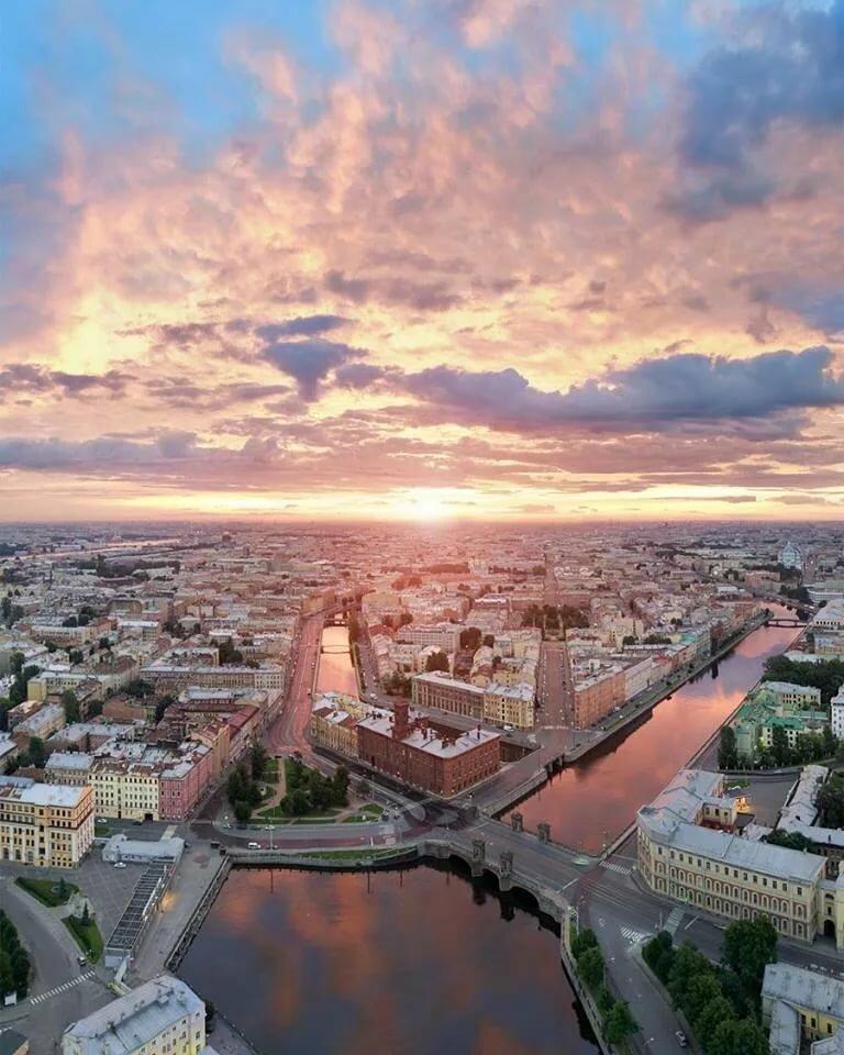 годы фото санкт петербурга с высоты птичьего полета устраивают ночлег рядом