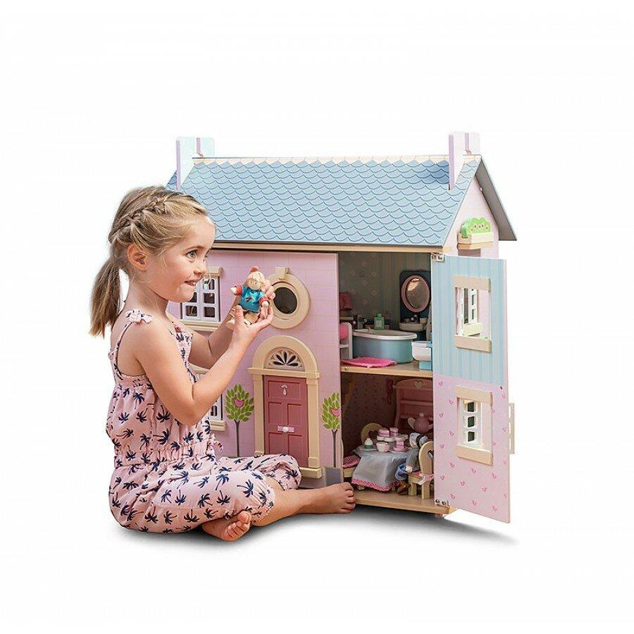 Дом девочки картинка