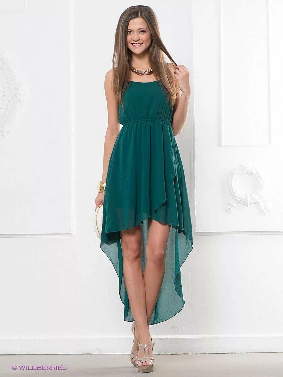 Платье с подолом картинки