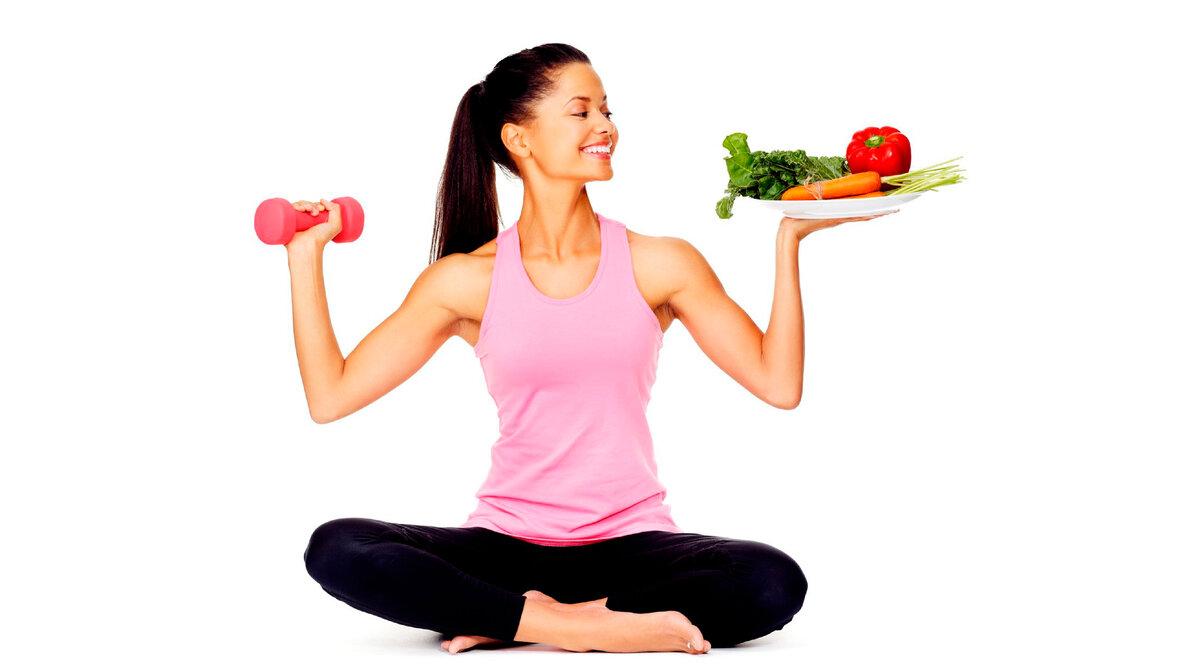 Диета спорт для похудения