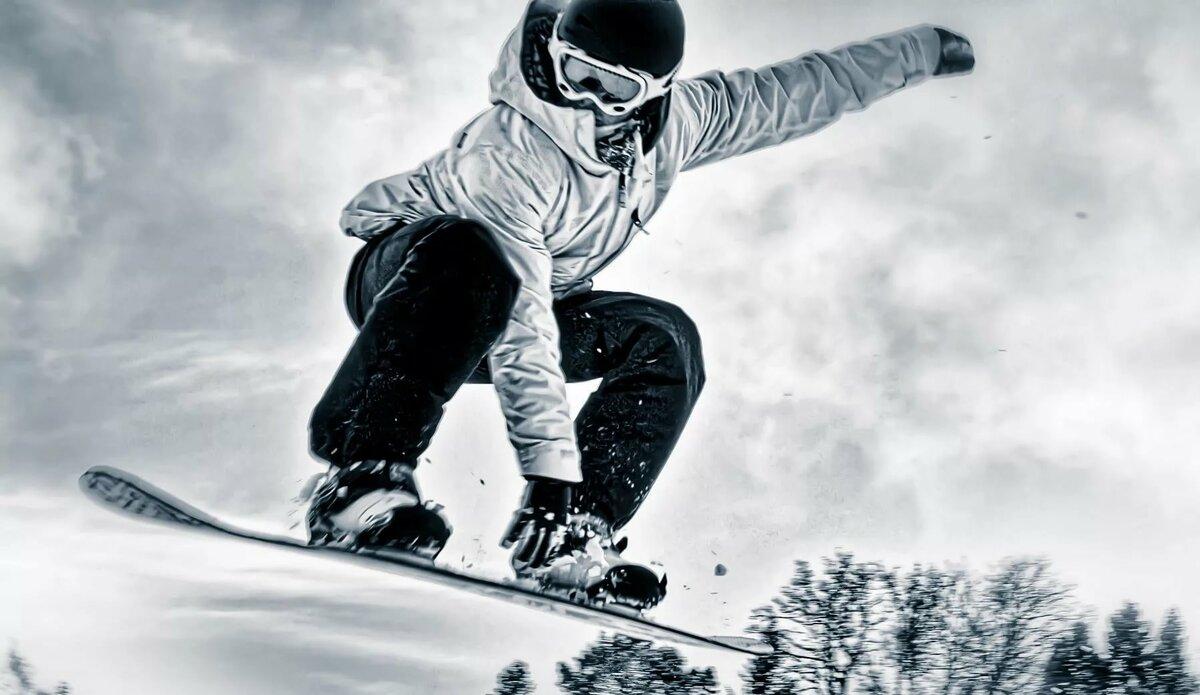 Крутые картинки на сноуборд