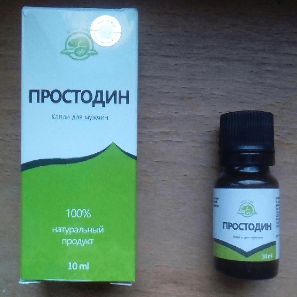 Простодин - капли от простатита в Актау