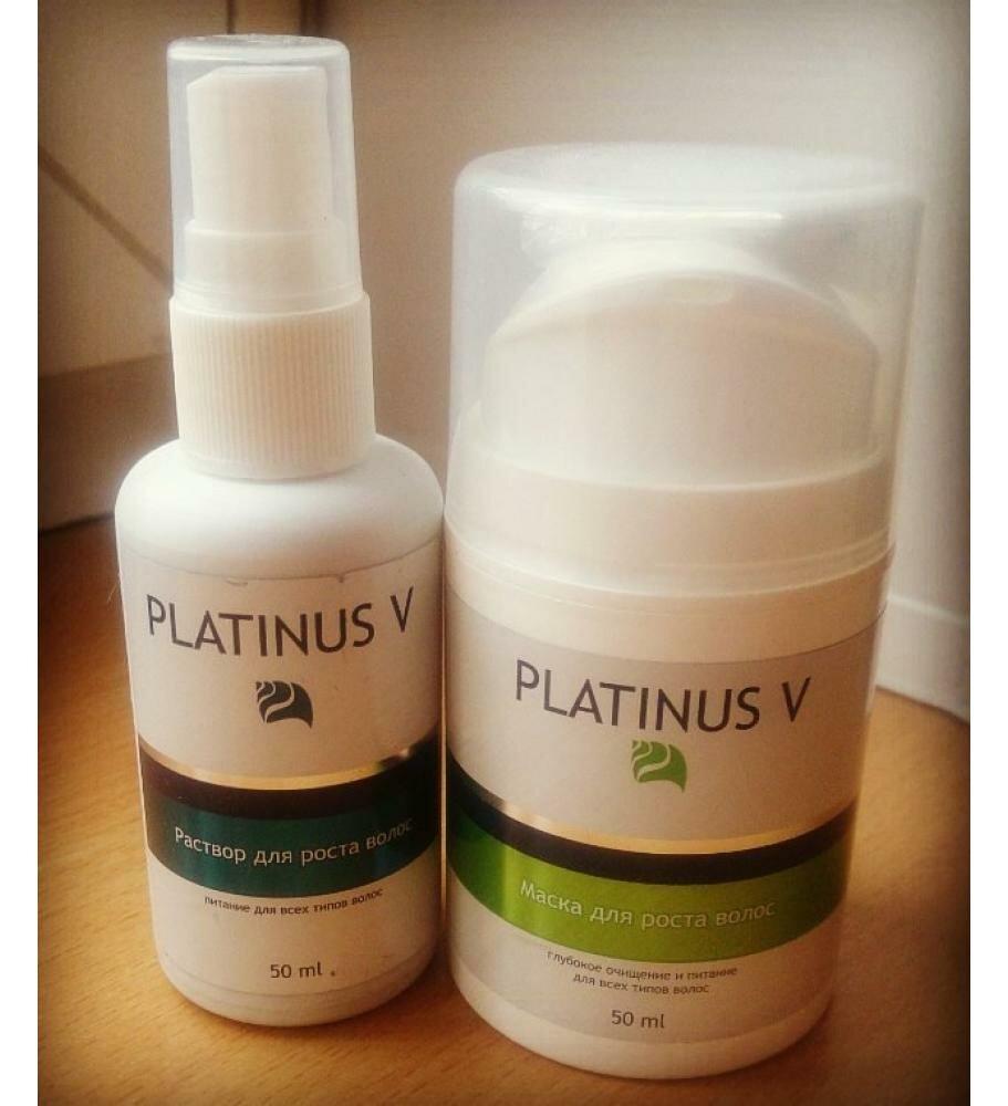 Platinus V Professional для роста волос в Новосибирске