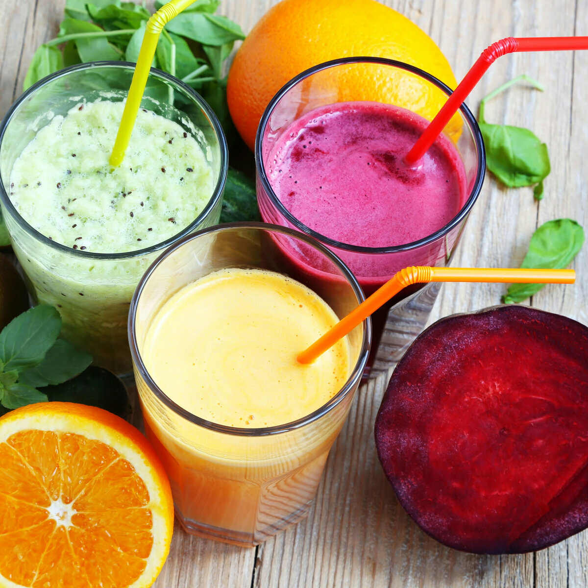 витаминные напитки для похудения