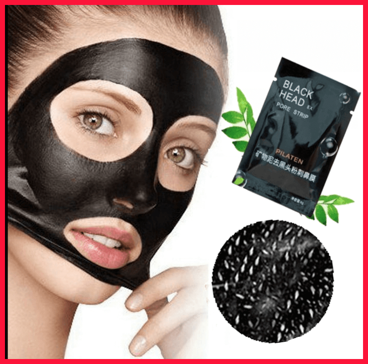 Black Mask маска от черных точек и прыщей в Октябрьске